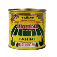 TAHINE PASTA DE GERGELIM ISTAMBUL 200G